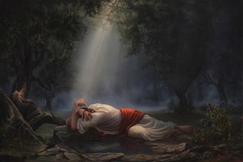 Adam-Abram_Gethsemane_24x36_Oil