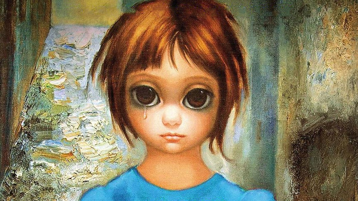 Margaret Keane: A Mother, an Artist, and a Storyteller