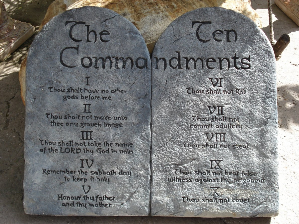 """The Ten Commandments in Covenantal Context"""